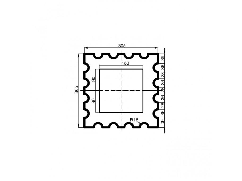 LC 108-21_Profil Prestige Decor