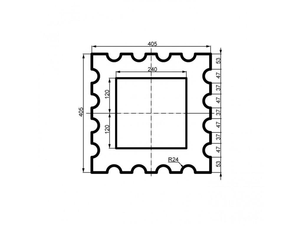 LC 109-21_Profil Prestige Decor