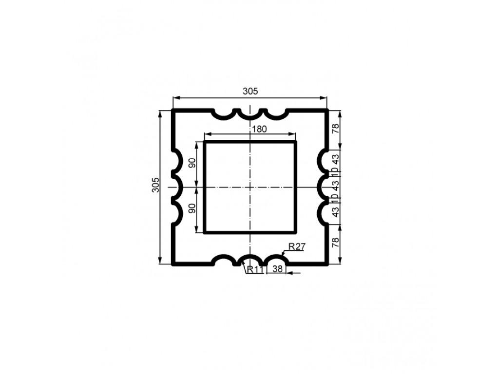 LC 111-21_Profil Prestige Decor