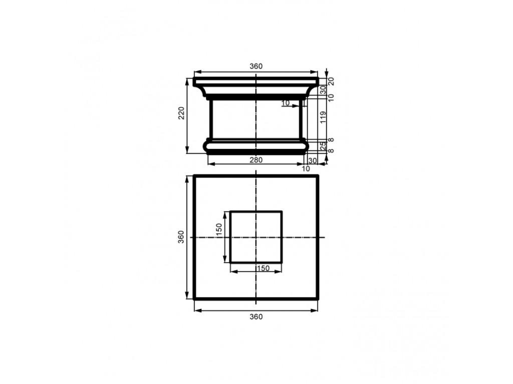 LC 116-1_Profil Prestige Decor