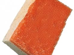 139 Синт. двобічна губка OIKOS (груба,мілка)