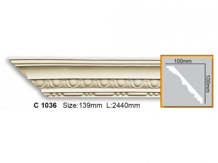 C 1036 Gaudi Decor
