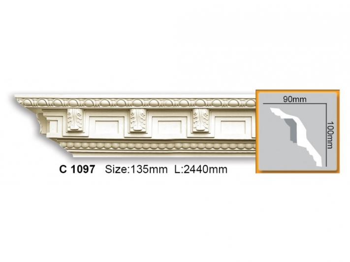 C 1097  Gaudi Decor