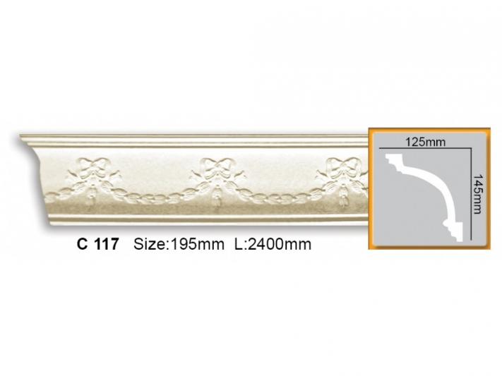 C 117 Gaudi Decor