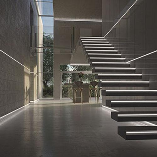 Фасадний LED профіль