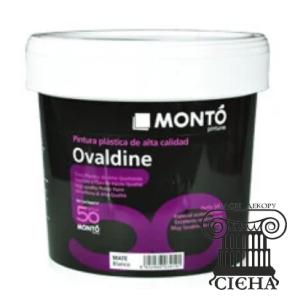 Фарба миюча Ovaldine mat 50 Monto
