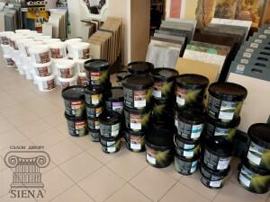 купити декоративні штукатурки тернопіль салон декору сієна будівельний магазин